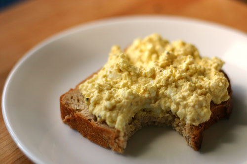 Easy Egg Salad for Easter Egg Overload